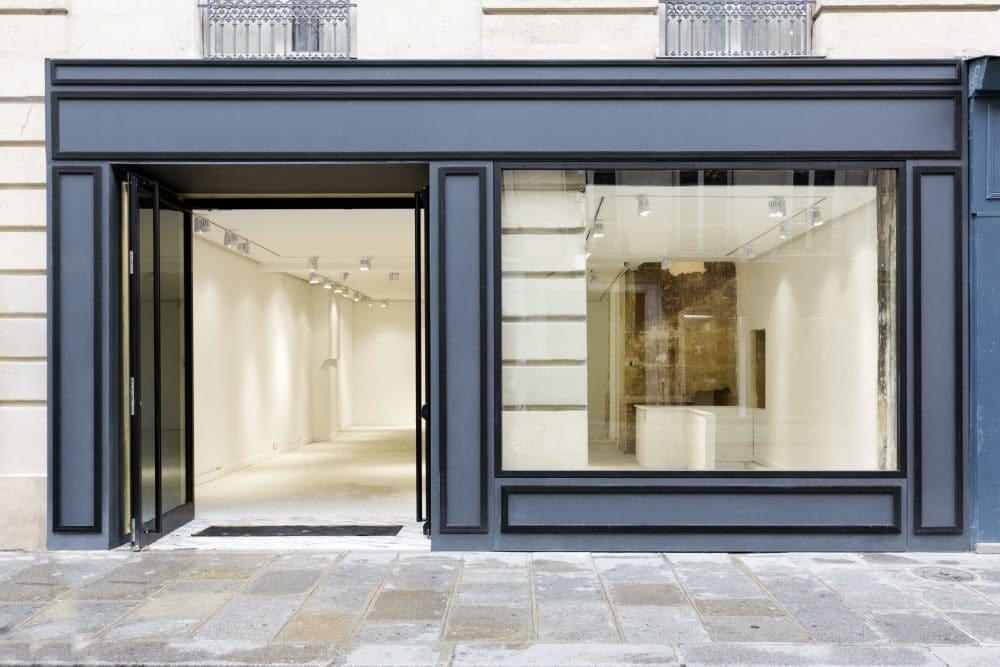 MR agency, Rue de turenne, Pop-Up Store