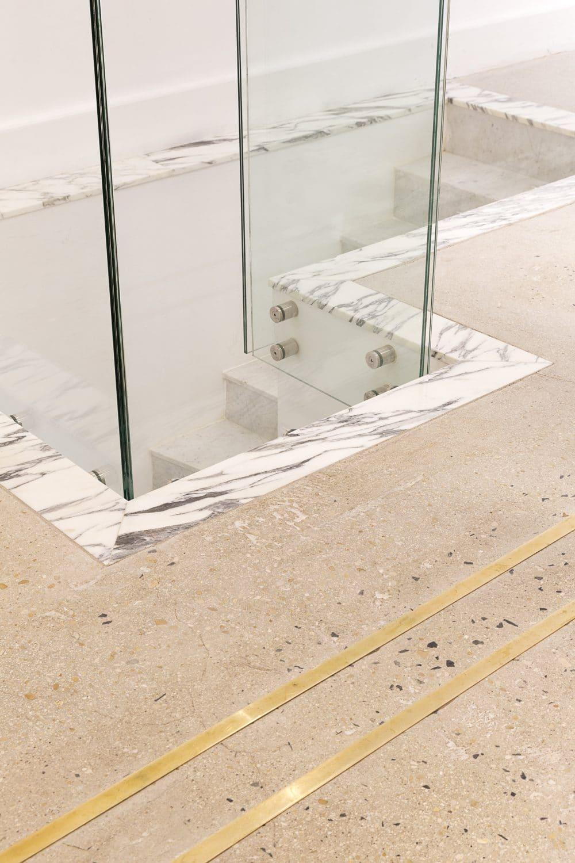 Galerie MR80, Rue de turenne, Paris showroom