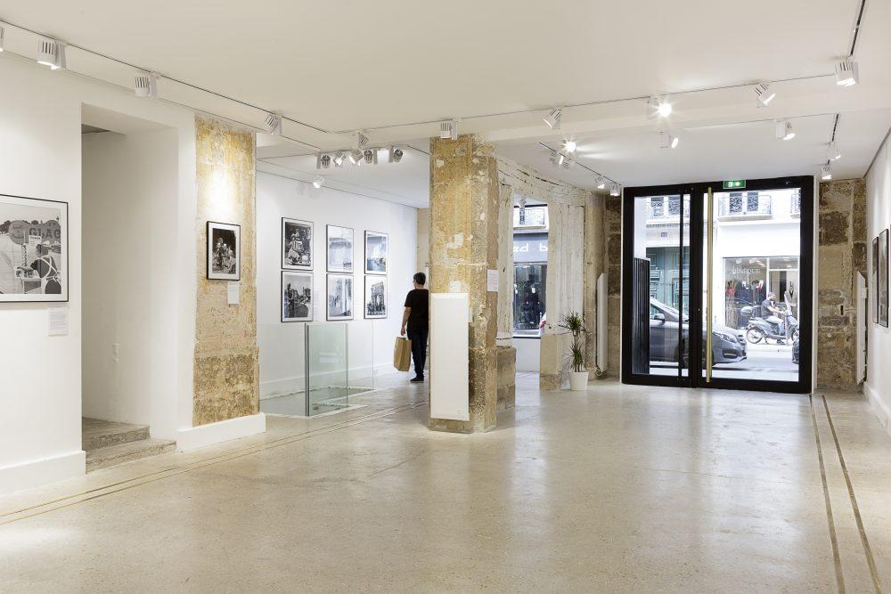 Galerie à louer, Rue de turenne, le Marais showroom