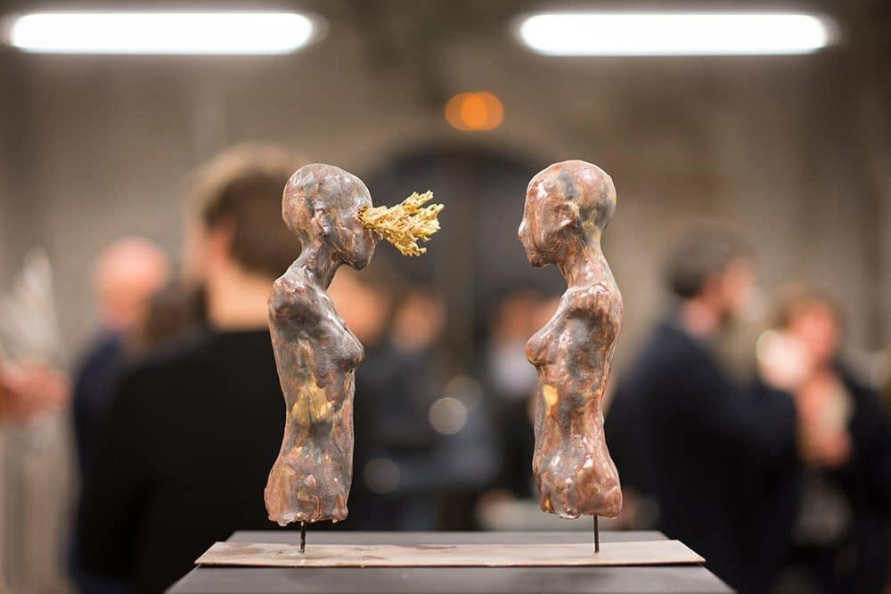 Exposition de la galerie Ariane C-Y dedécembre 2016 au Galerie MR21