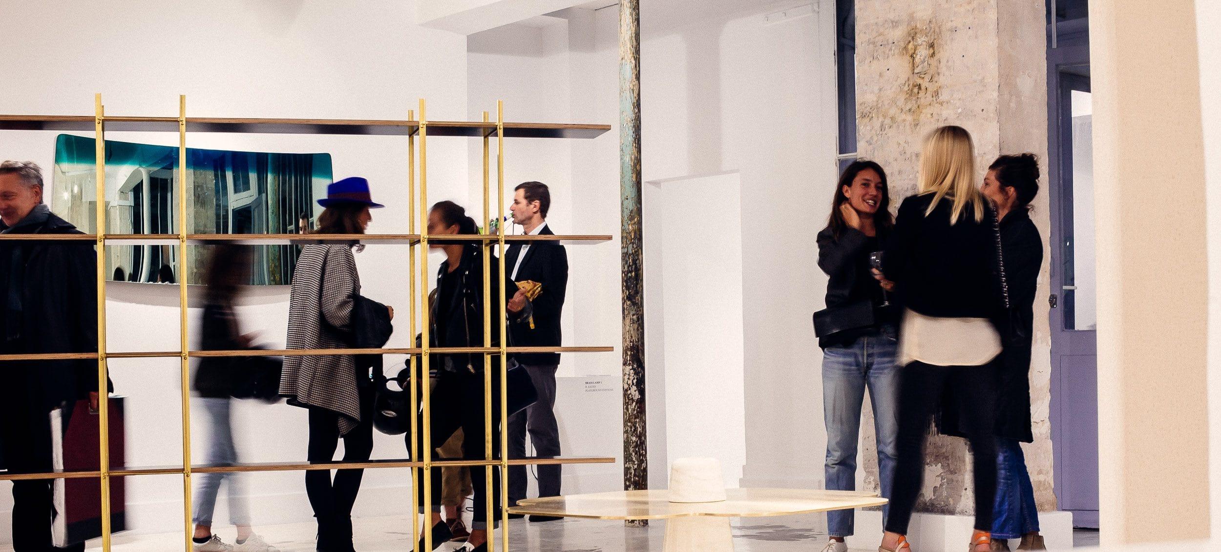 Paris Design Week à la Galerie MR14