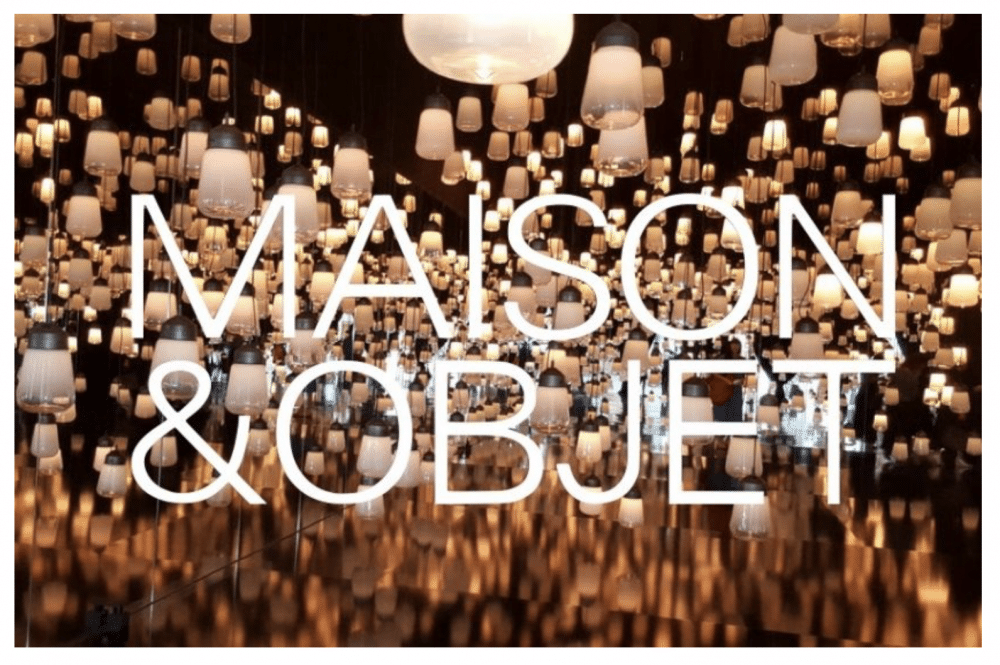 Maison&Objet: congress of professional artists and designers that can't be missed