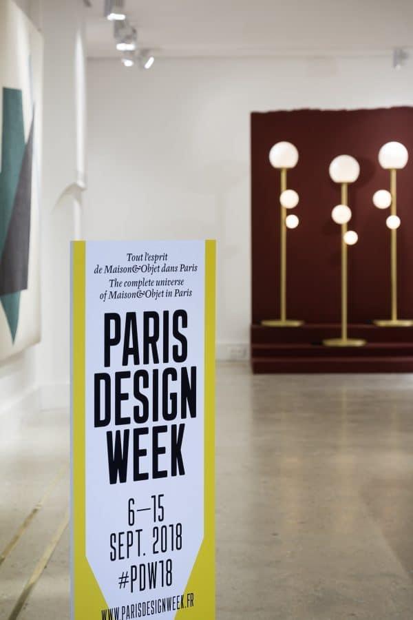 Paris Design Week 2018, lancement www.melissareganeditions.com