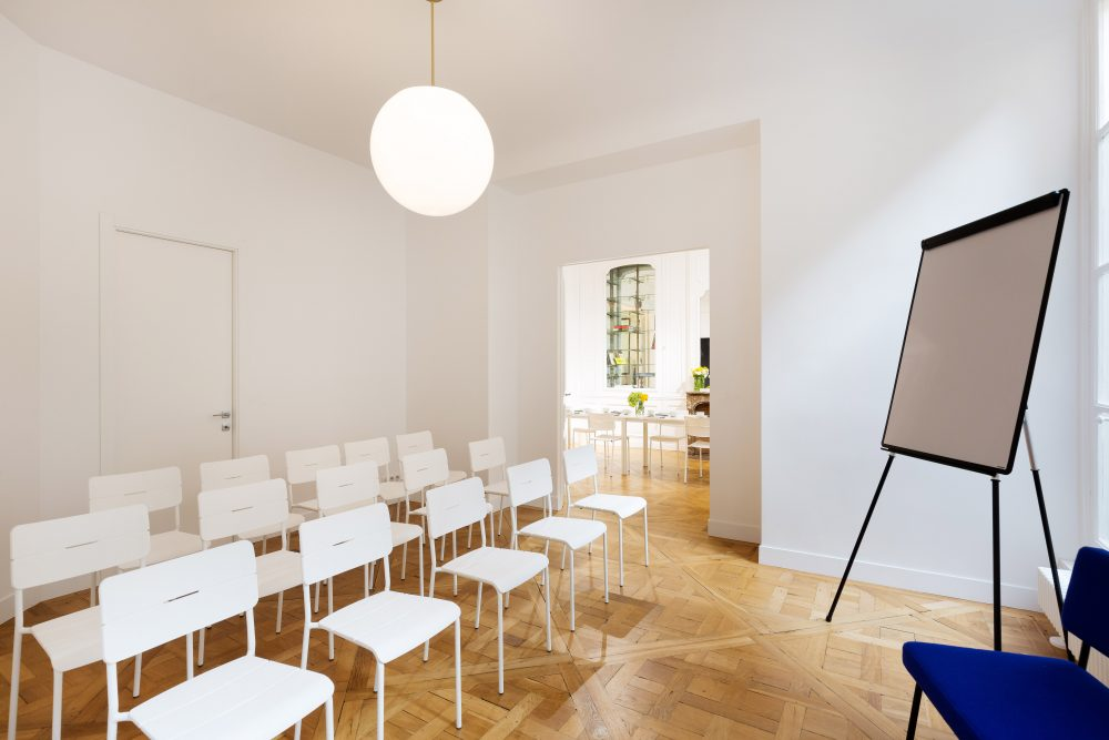 Organise a conference