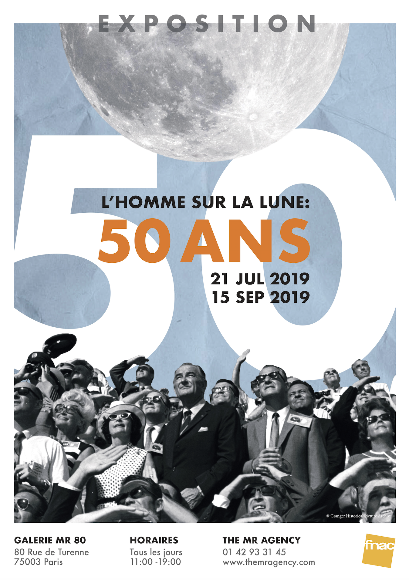 L'Homme sur la Lune: 50 ans