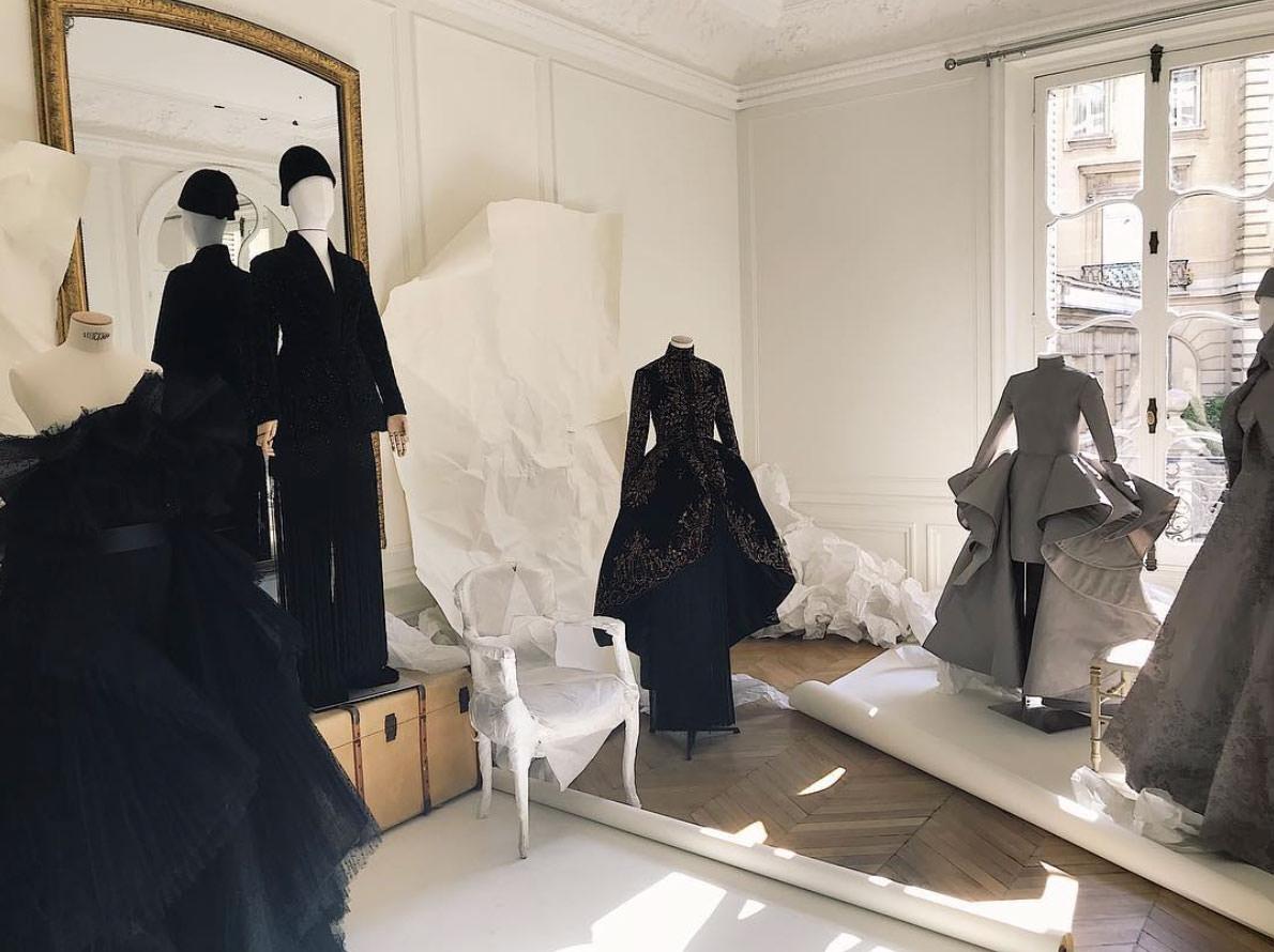 Organisation de showroom