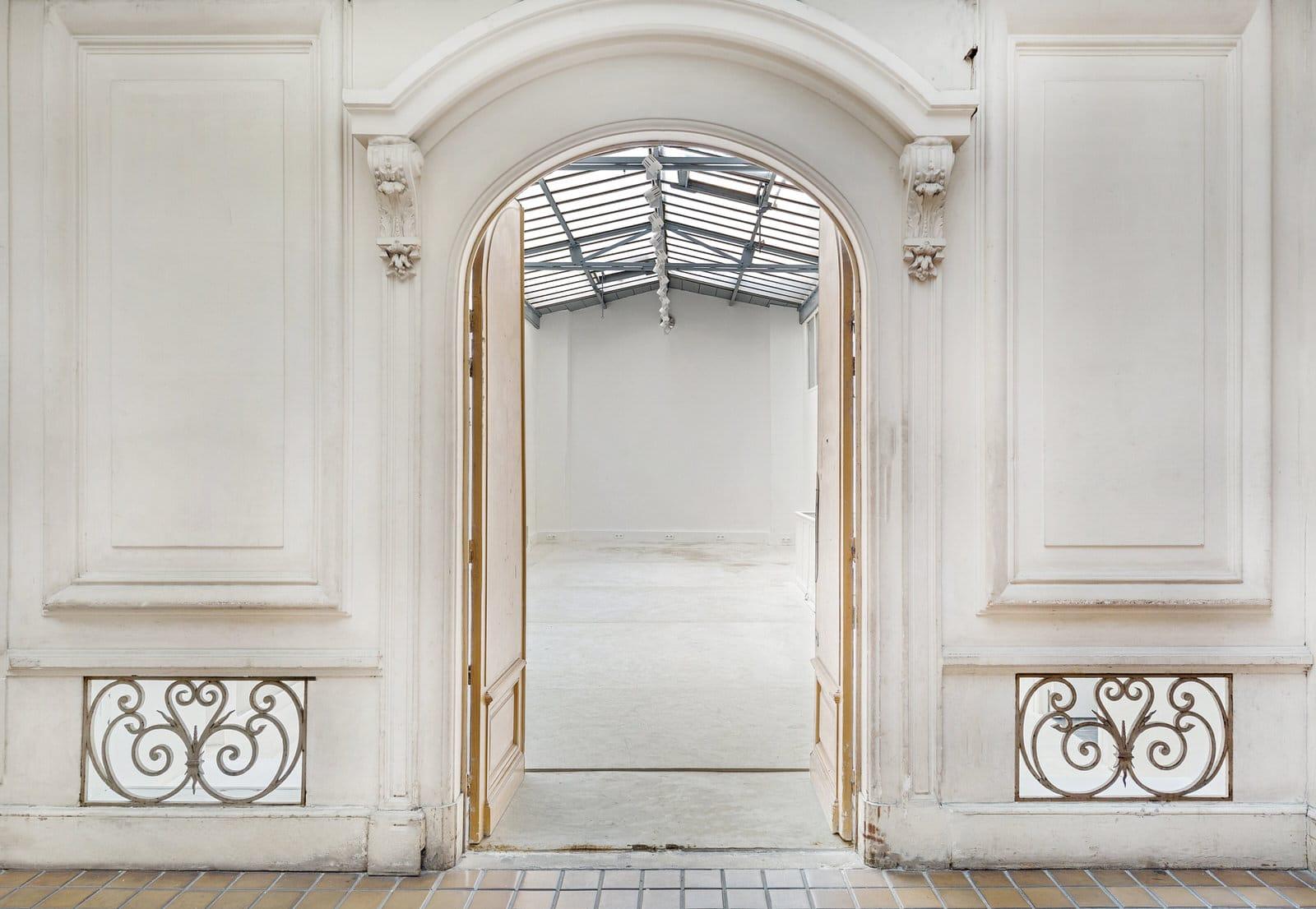 Galerie / shworoom plein de charme à louer rue des Filles du Calvaire